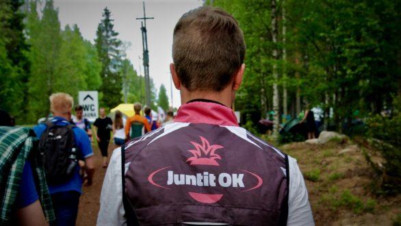 Kilpailukertomus Joensuu-Jukola 2017