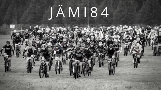 Kilpailukertomus Jämi84